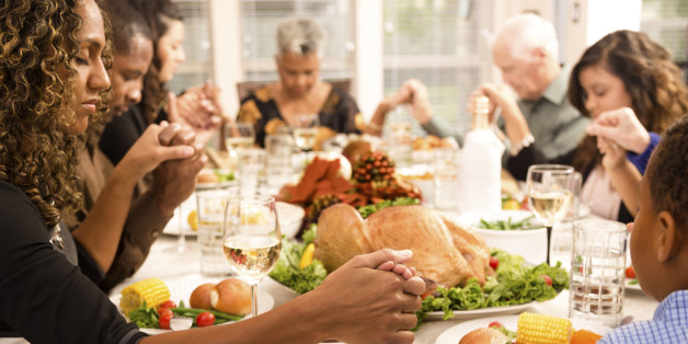 Don't Let Politics Ruin Thanksgiving