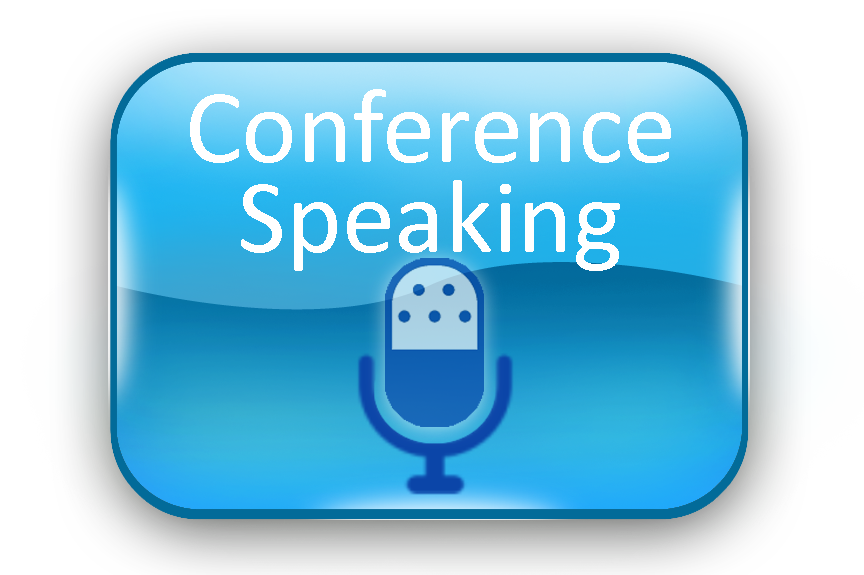conference speaking