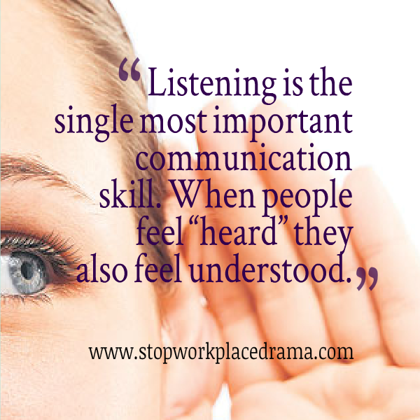 How to Lead by Listening