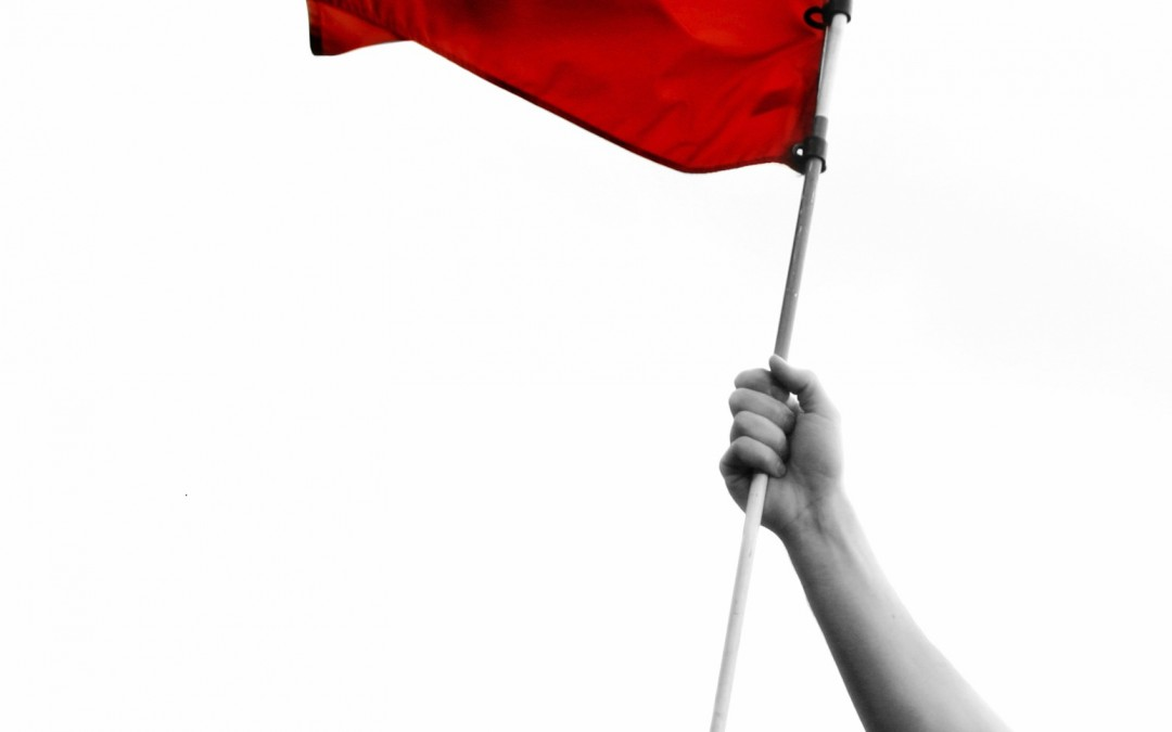 We Are All Adults: The Ultimate Red Flag