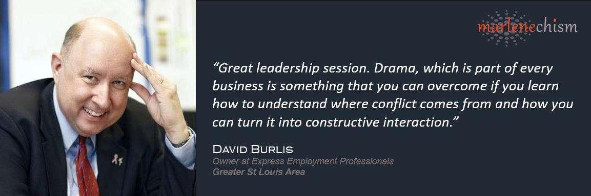 David Burlis Testimonial