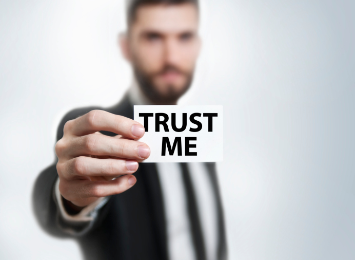 Three Ways to Rebuild Trust