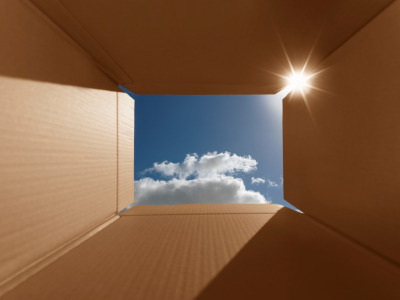 Stop Living in a Box! How to Get Unstuck